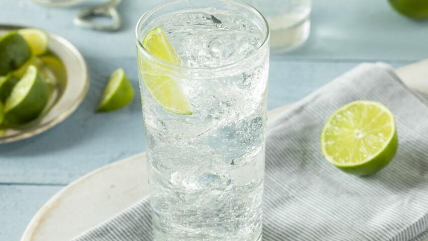 L'effet pervers de l'eau gazeuse sur notre poids