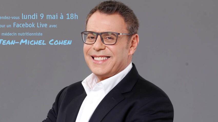 Suivez le Facebook Live de Jean-Michel Cohen