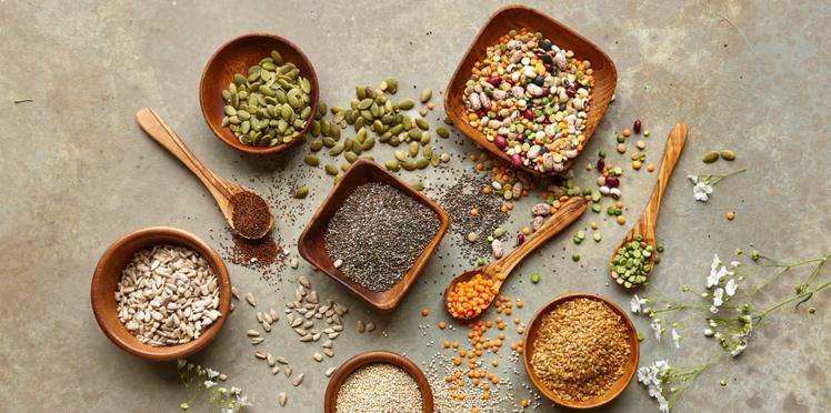 Pour perdre 2 kilos par an, mangeons des graines !