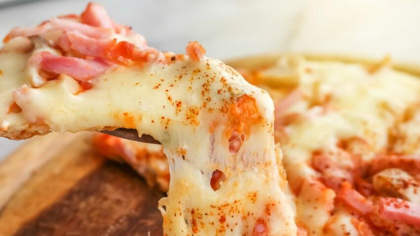 La pizza au petit-déjeuner serait un choix plus sain qu'un bol de céréales