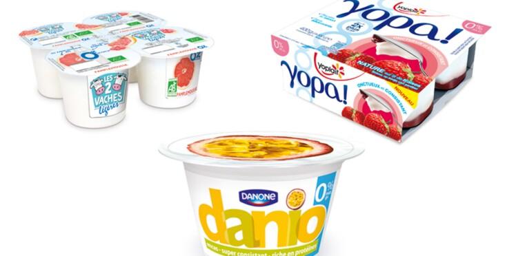 Les nouveaux yaourts minceur : on achète ?