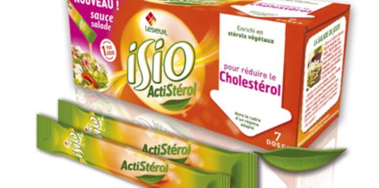Lesieur lance une sauce salade anti-cholestérol