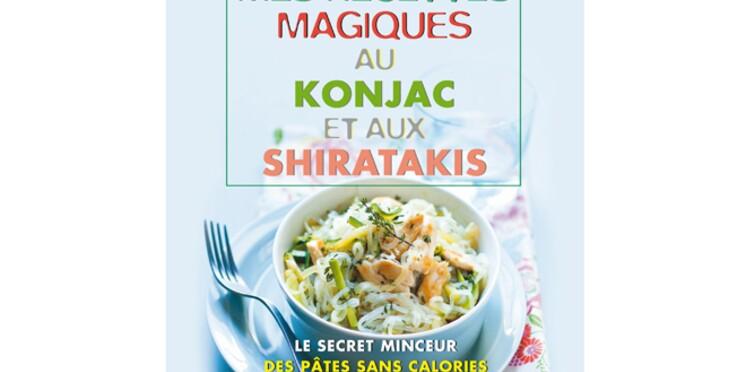 Les secrets minceur du konjac dévoilés dans un ouvrage pratique