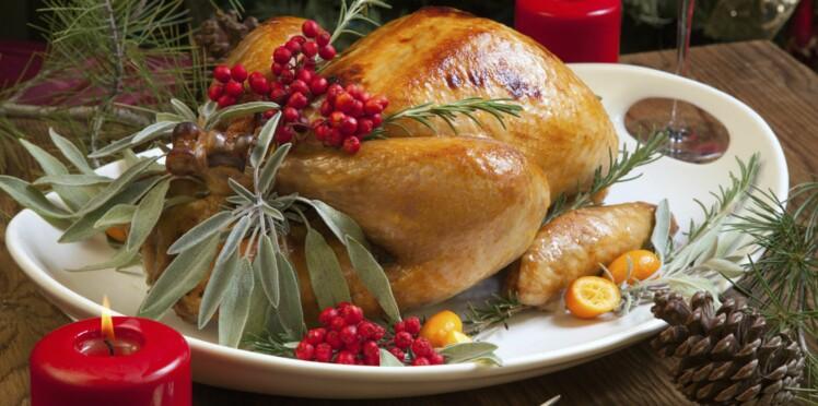 Comment garder la ligne pendant les repas de fêtes ?
