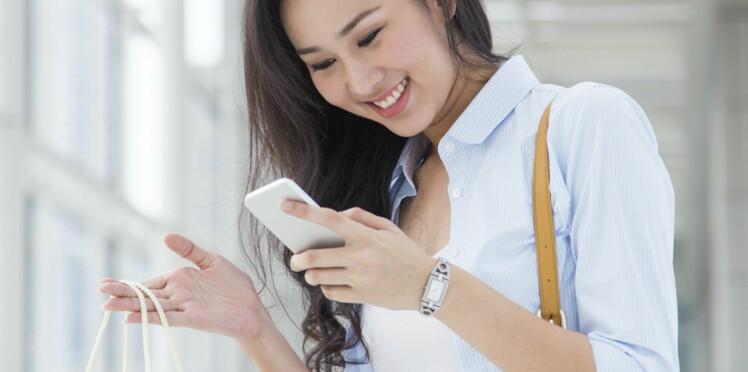 Les textos, nouvel aide minceur