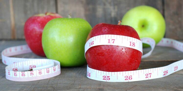 Si vous avez une silhouette en « pomme », attention aux fringales !