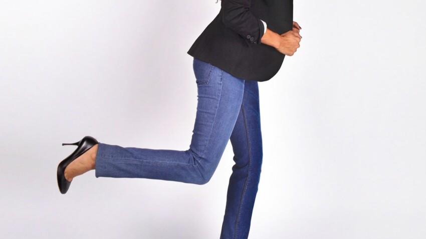 Le premier jean minceur enfin disponible !