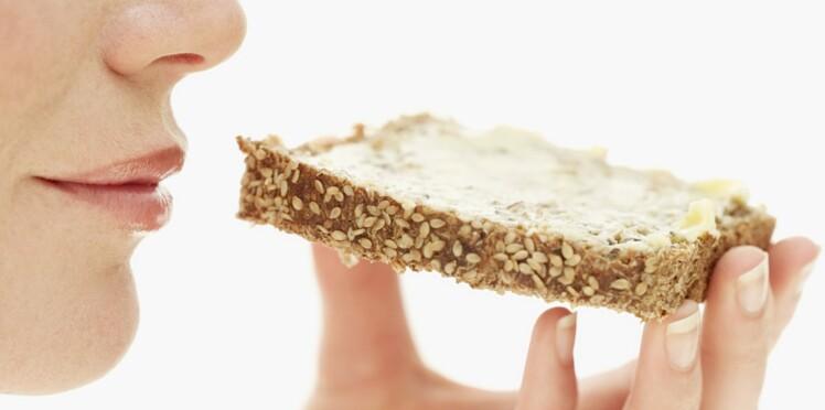 Au régime, on fait attention au pain !