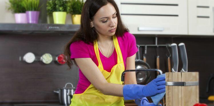 Pour manger moins, pensez à… nettoyer votre cuisine