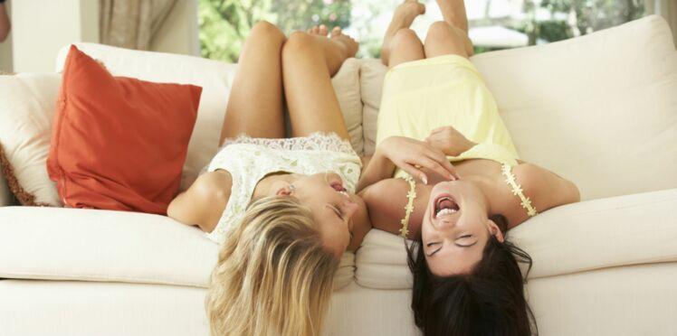 Pourquoi rire nous aide à maigrir