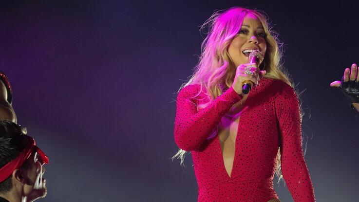 Mariah Carey révèle son régime insolite pour garder la ligne
