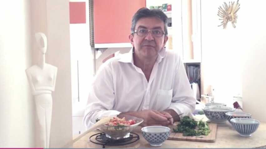 Vidéo : les secrets minceur de Jean-Luc Mélenchon