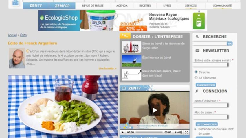 Un nouveau portail d'informations pour mener une vie saine et équilibrée