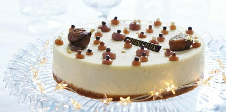 Des desserts de fêtes gourmands et légers