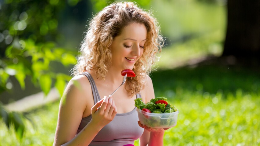 Des menus anti-stress pour perdre 2 kilos en 1 mois