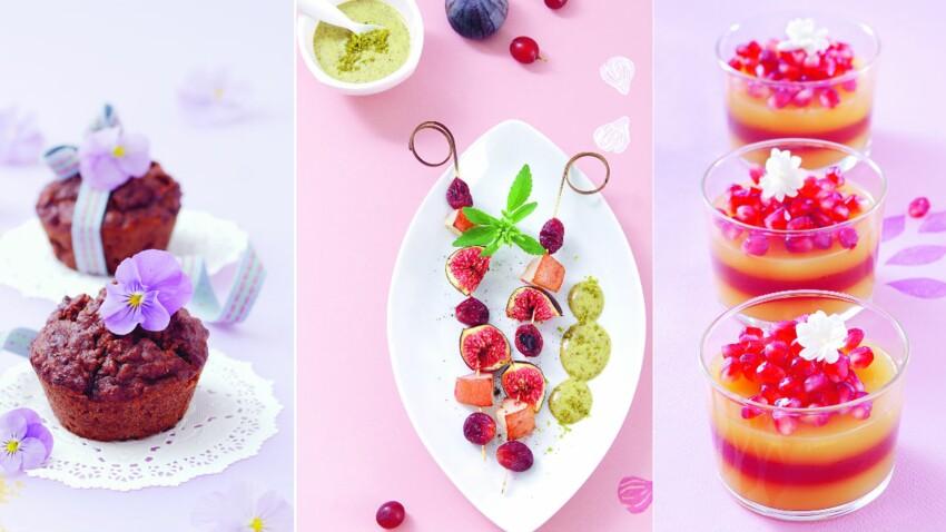 Détox : nos meilleures recettes de desserts... sans sucre ajouté