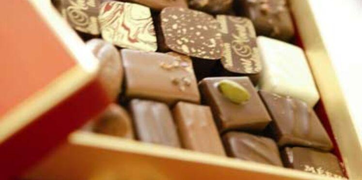Du chocolat... sans sucre