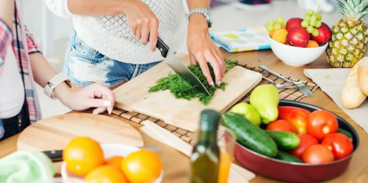 Les grands principes de la cuisine Fitnext
