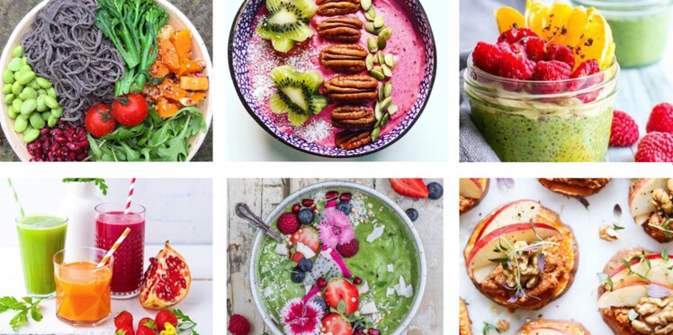 PHOTOS - Healthy Food : 20 comptes Instagram à suivre