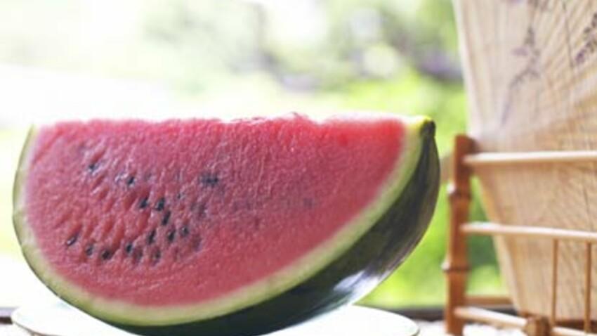 La pastèque, fruit de l'été