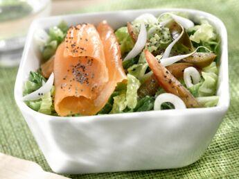 La salade composée : un plat complet ?