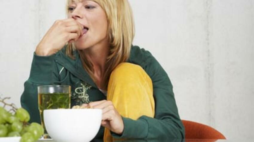Manger moins le soir ?