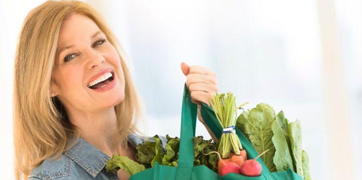 Ménopause : 2 semaines de menus pour limiter la prise de poids