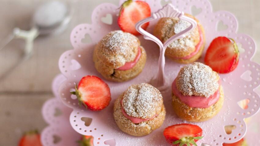 Minceur: 10 recettes aux fraises faibles en calories