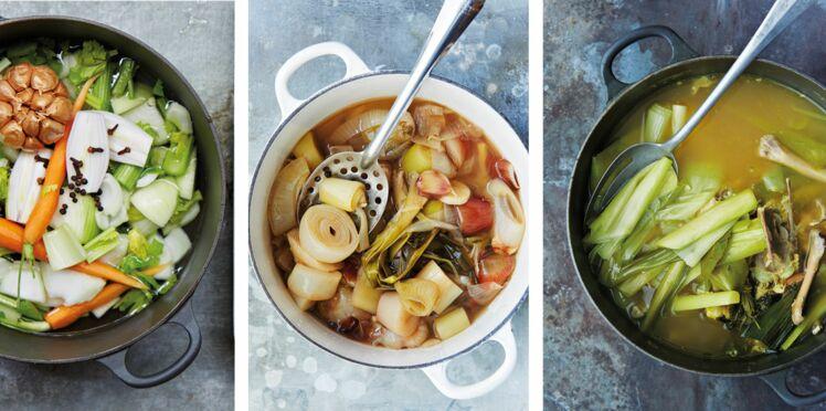 Minceur : 10 recettes de bouillons pour l'hiver