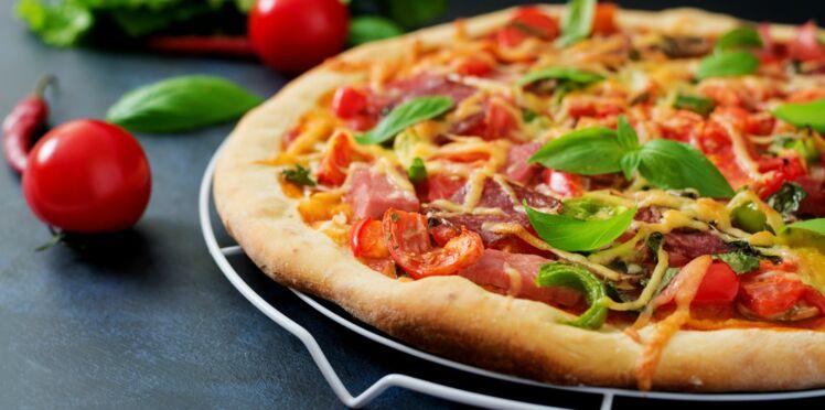 Minceur: 10 recettes de pizzas light qui ne font pas grossir