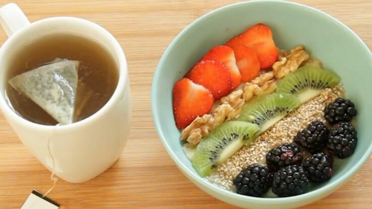 Recette minceur : mon petit-déjeuner détox