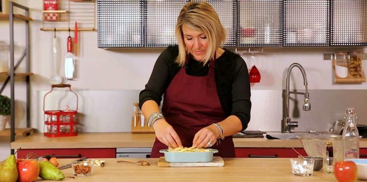 Recette Weight Watchers : gâteau invisible du verger aux fruits de saison