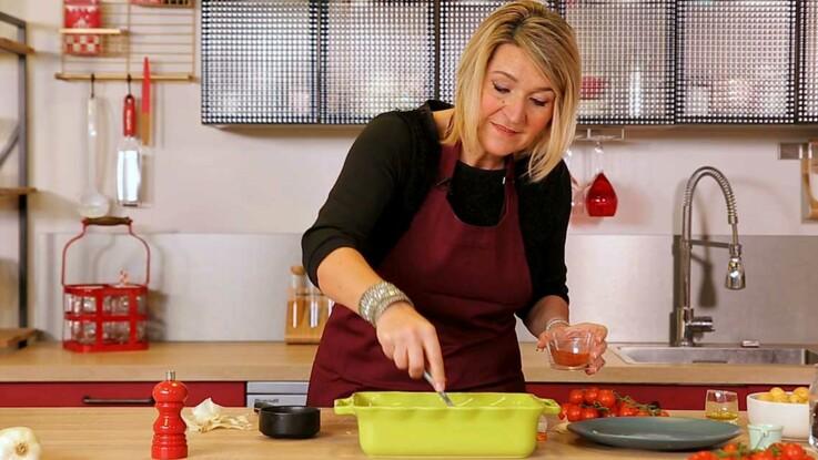 Recette Weight Watchers : poulet cajun, pommes grenailles