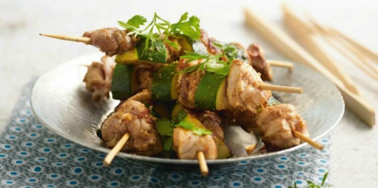 Légères : 15 recettes au barbecue à moins de 300 calories