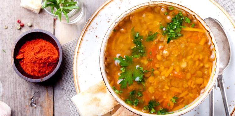 15 recettes minceur aux protéines végétales pour l'hiver