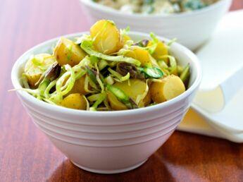 5 recettes de salades pour l'hiver