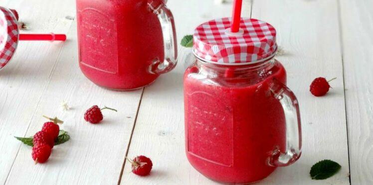 10 super smoothies à moins de 200 calories