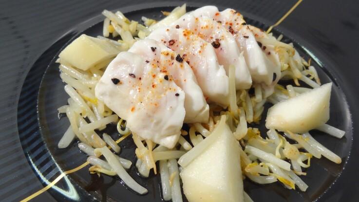 """Régime zen, semaine """"blanche"""" : l'entrée diététique du chef"""