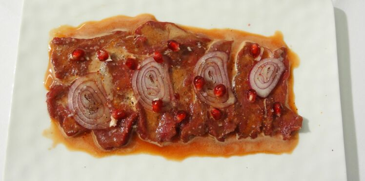 Régime zen, semaine « rouge/orange » : le plat diet du chef
