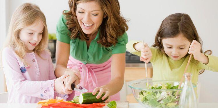 Vos 5 astuces pour maigrir en famille