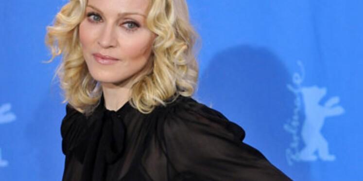 Madonna, son surnom ? The Machine !