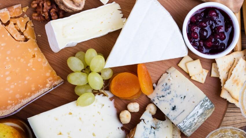 Les 10 fromages les plus caloriques
