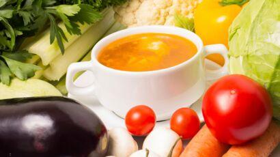 Des recettes de soupes light : Femme Actuelle Le MAG