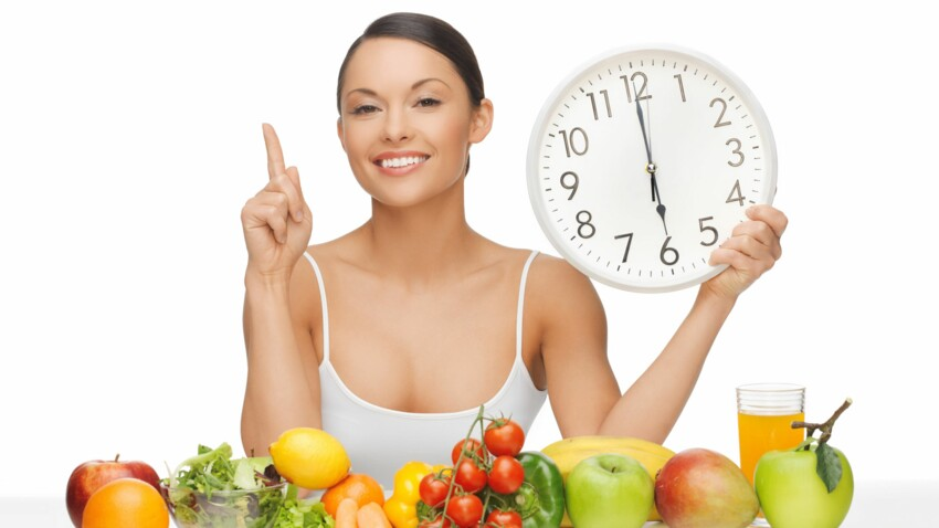 Régime chrononutrition : question de rythme !