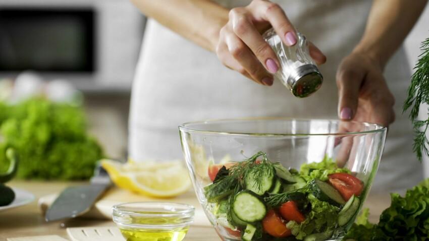 Régime DASH: faut-il manger moins salé pour maigrir ?