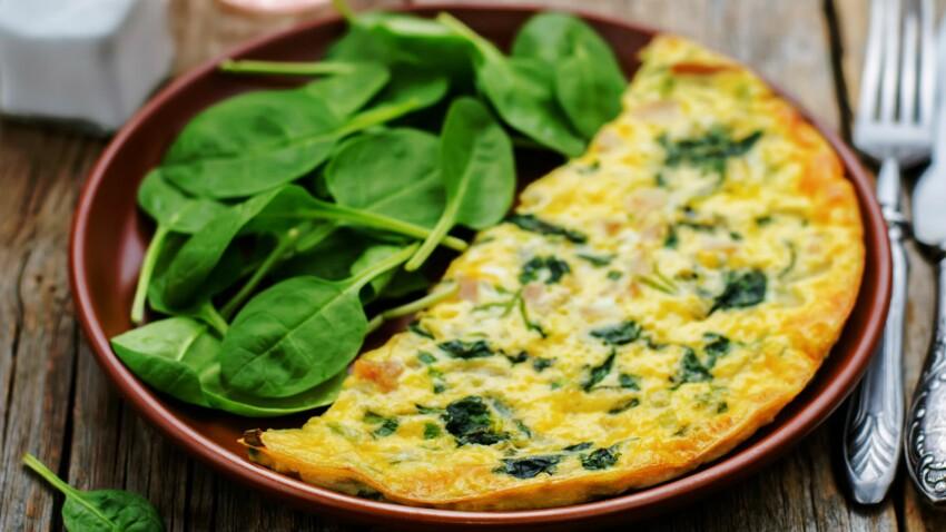 Au menu du régime Mayo: des œufs à volonté !