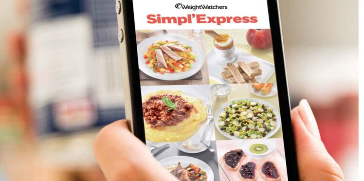 Simpl'Express : le nouveau Weight Watchers