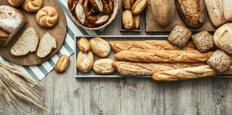 Complet, brioché, sans gluten… Les calories du pain