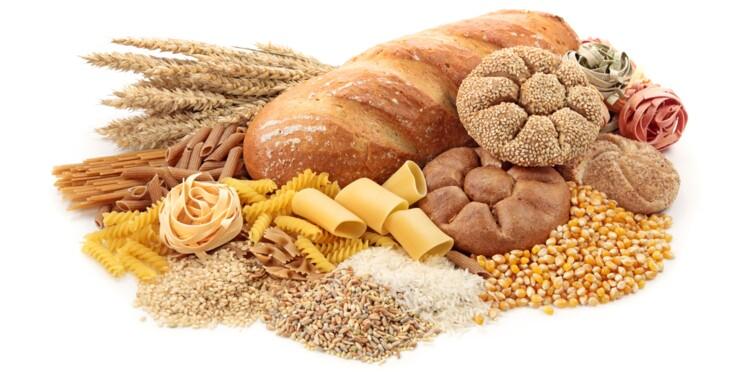 Tableau des calories : les céréales et féculents