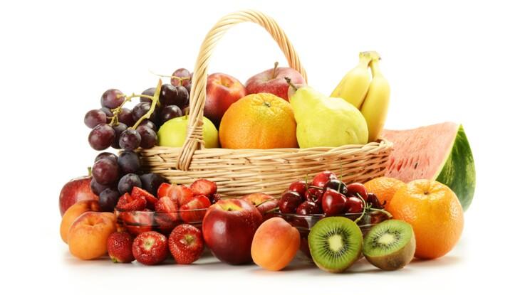 Tableau des calories : les fruits